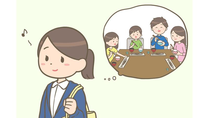 【訪問看護師の1日】17:00~18:00 終業