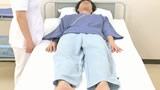 下半身の寝衣交換 | 寝衣交換【1】