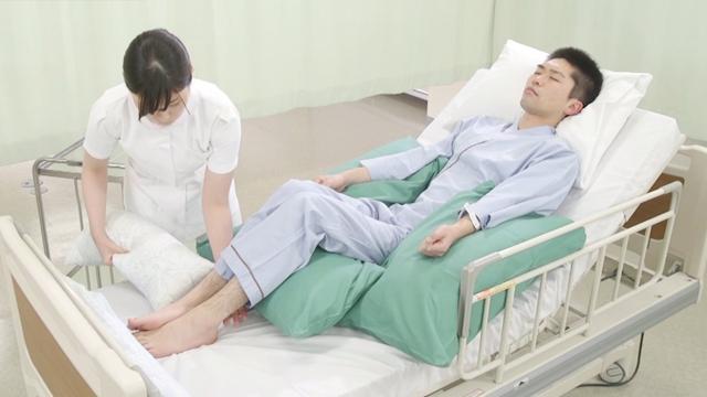座位での褥瘡予防(体圧分散) | 褥瘡ケア【3】
