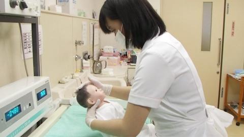 頭部・顔面の観察 | 新生児の観察【8】