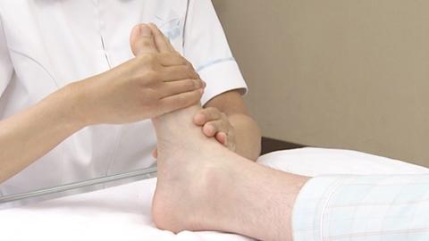 足部の内返しと外返し | 関節可動域訓練【18】