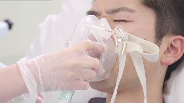 NPPV装着患者さんへの看護ケア | 人工呼吸ケア【7】
