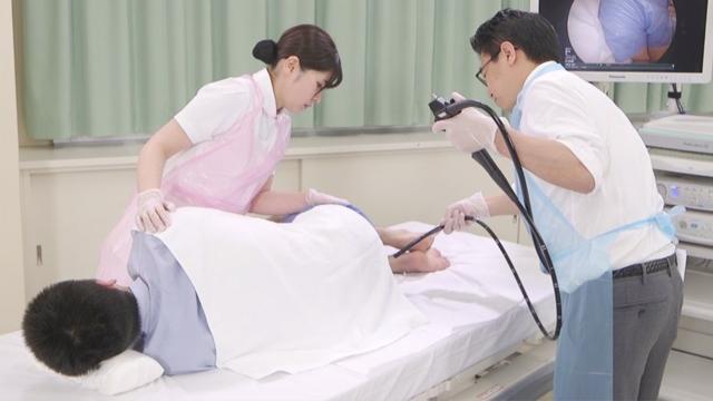 下部消化管内視鏡検査の介助 | 消化管内視鏡検査【2】