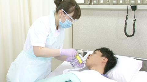 臥床患者さんへの口腔ケア | 口腔ケア【1】