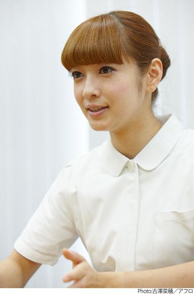 看護師専用Webマガジン ステキナース研究所   青木美沙子インタビュー01