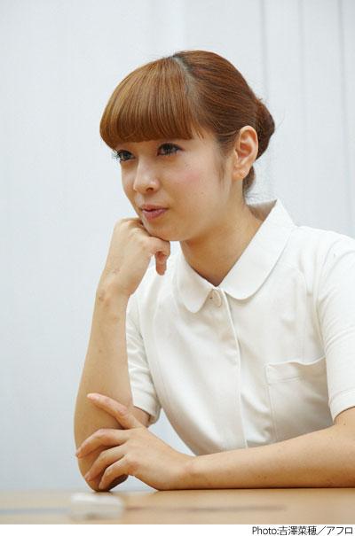 看護師専用Webマガジン ステキナース研究所 | 青木美沙子インタビュー02
