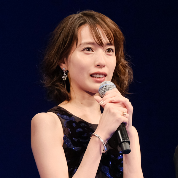 映画について語る戸田恵梨香さん_1