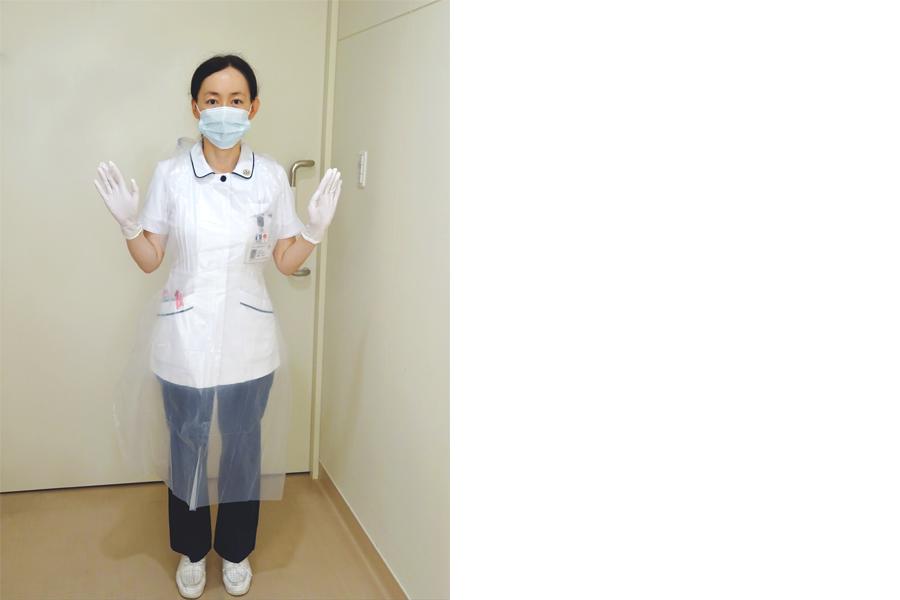 下痢・嘔吐物処理時の個人防護具