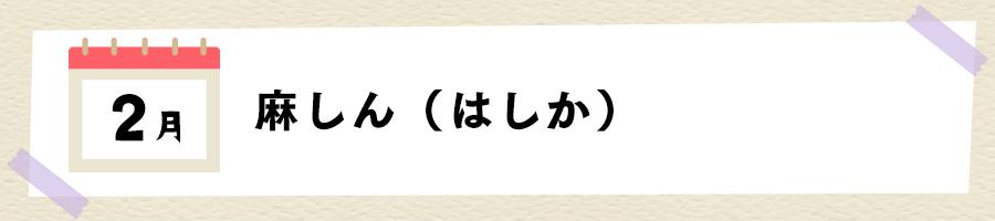 麻しん_はしか