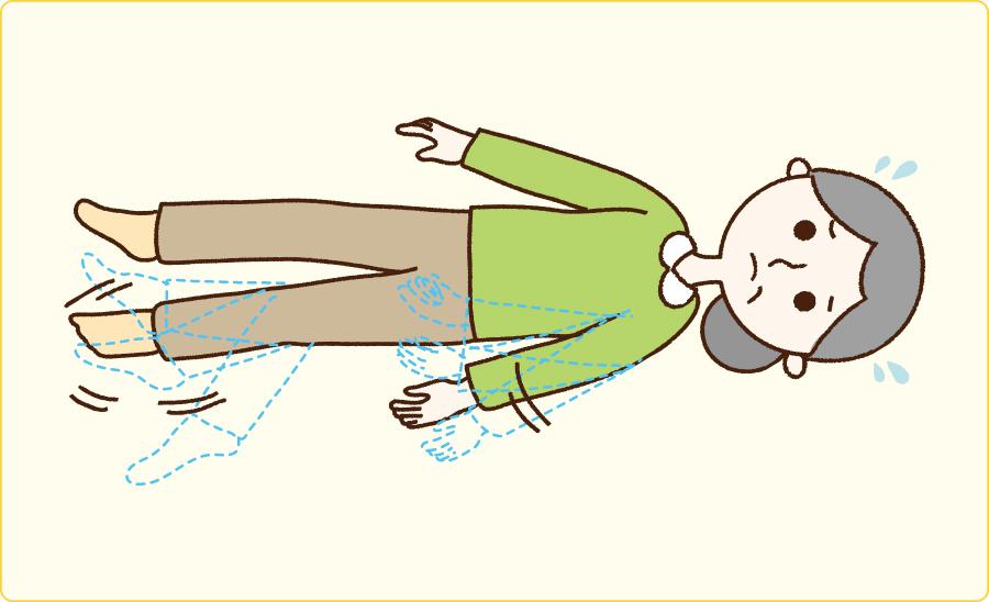 舞踏運動(choreic movement)