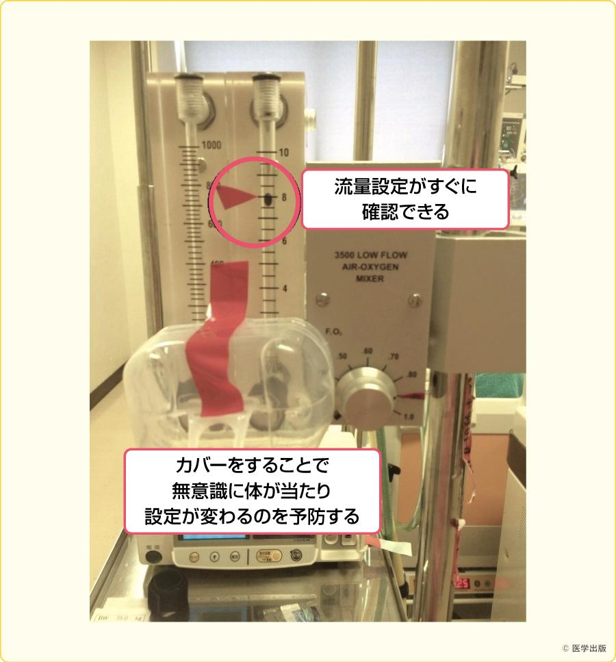 酸素流量計