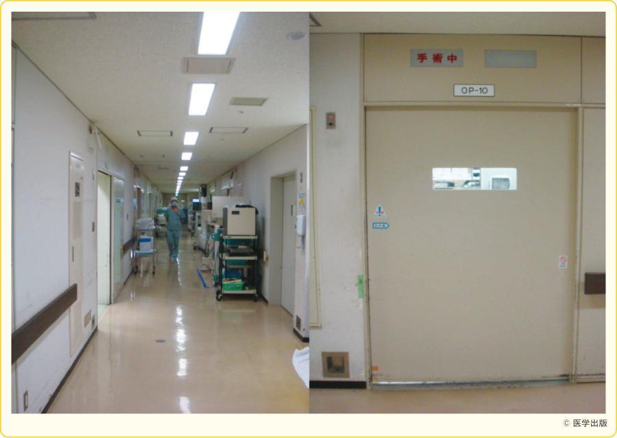 手術看護の現場