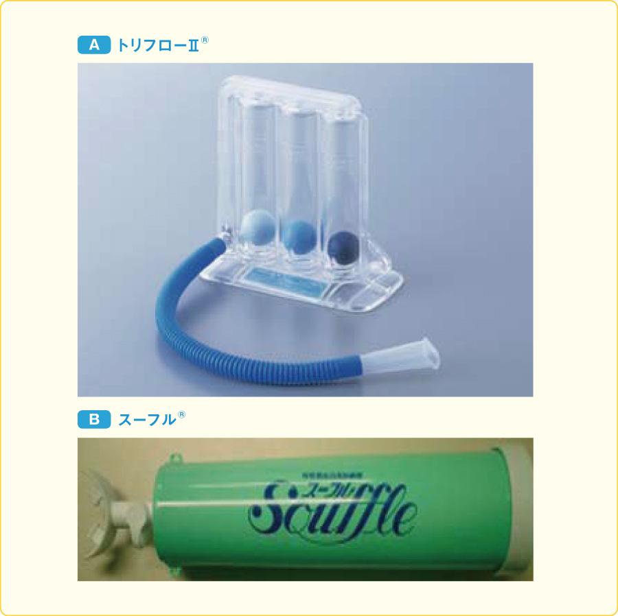 呼吸訓練器具