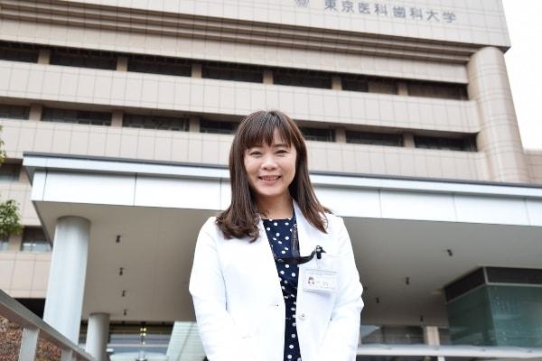 外国人診療に特化した医療コーディネーター二見さんの写真
