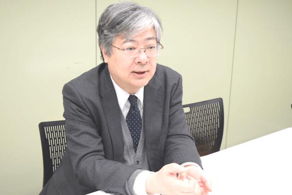 放送大学の田城教授の写真