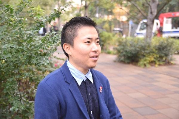 浅沼さんの写真