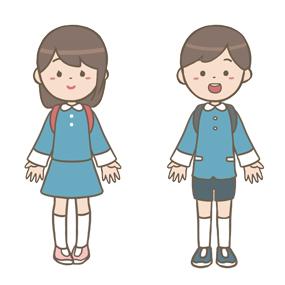 小児のイラスト