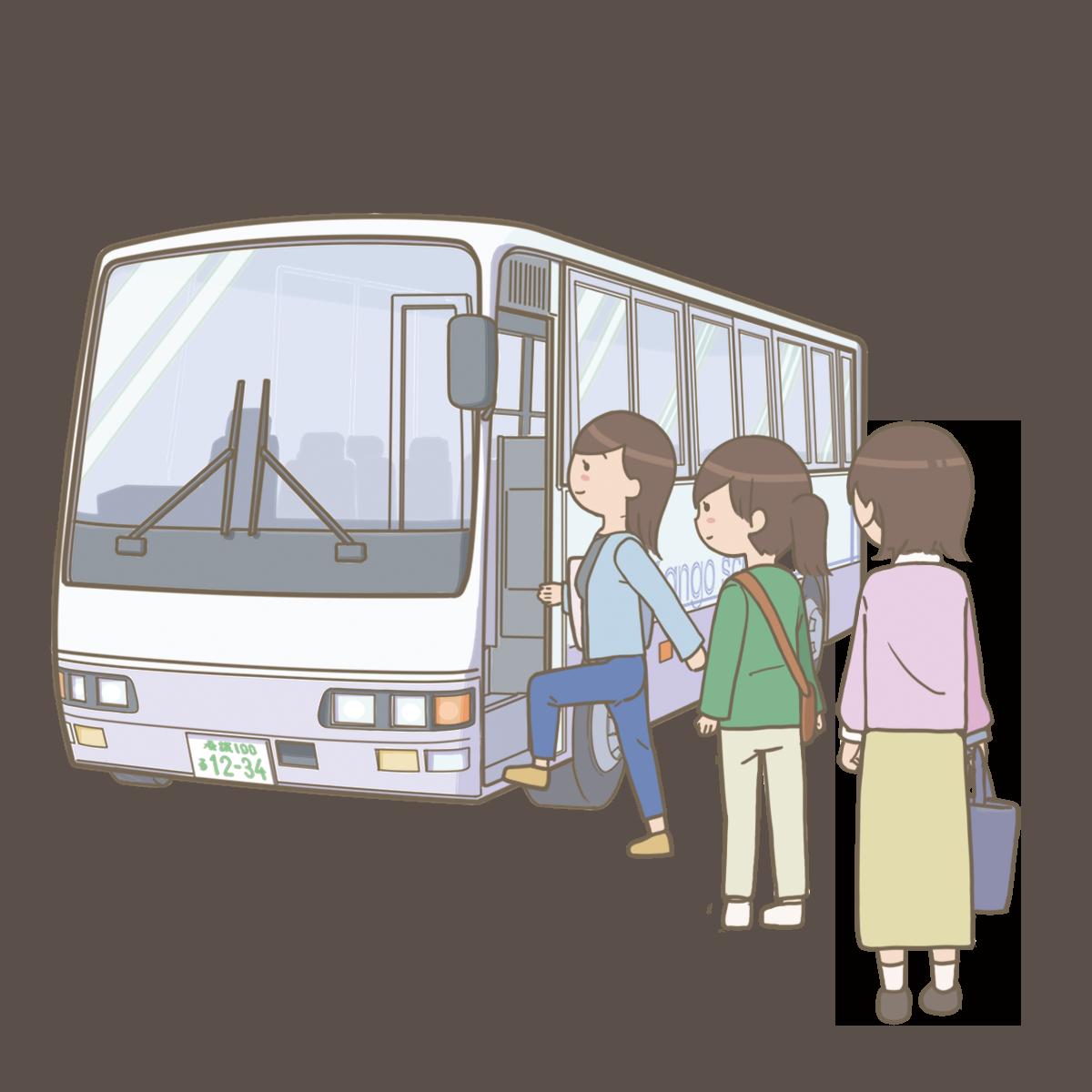 「バス画像 フリー」の画像検索結果