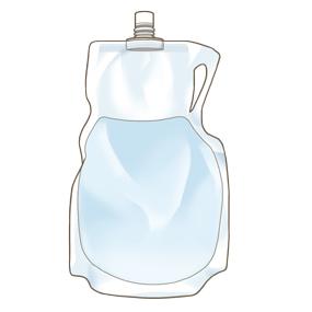 経口腸管洗浄剤のイラスト