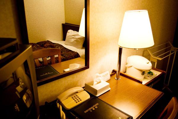 看護師国家試験受験準備 | ビジネスホテルの泊まり方008