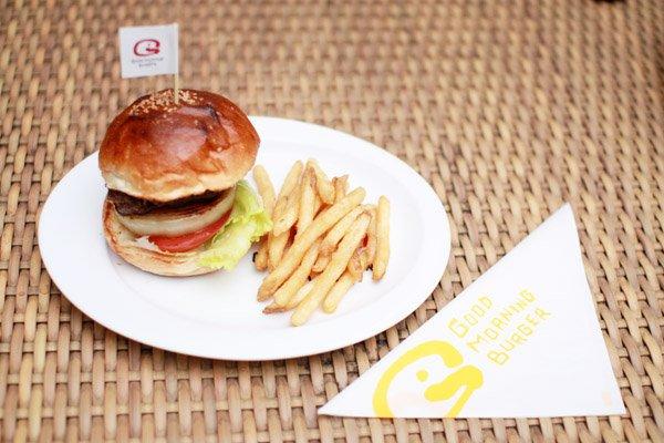 夜勤明けに食べたいステキ朝ごはん【1】その名もGoodMorning Cafe