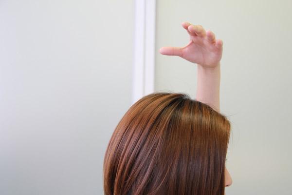 看護師のまとめ髪テク【番外編1】ぺたんこ・うねりも解決! 正しいドライヤーの使い方012