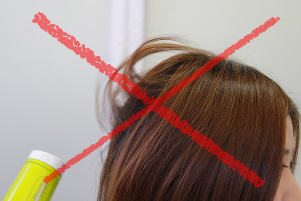 看護師のまとめ髪テク【番外編1】ぺたんこ・うねりも解決! 正しいドライヤーの使い方