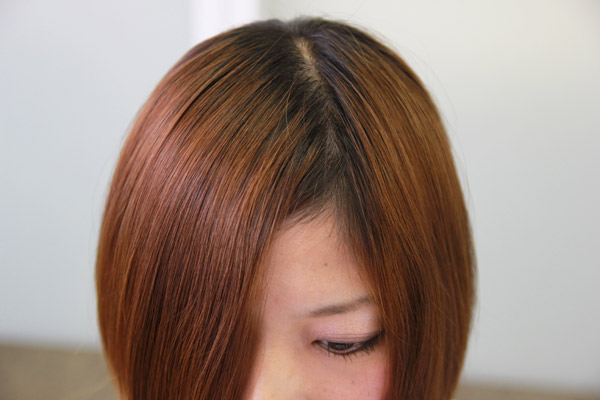 ガンコな寝ぐせ・くせっ毛を瞬時に直す方法 | 看護師のまとめ髪テク【番外編2】010