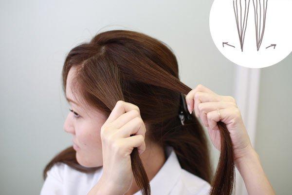 これ1つで髪型の幅が広がる!フィッシュボーンに挑戦【前編】  ナースの仕事に使える髪型・まとめ髪テク【vol.4】