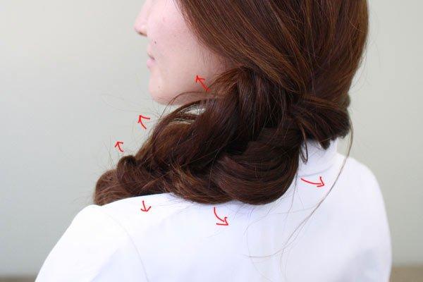 看護師のまとめ髪テク【vol.5】 | これ1つで髪型の幅が広がる!フィッシュボーンに挑戦【スタイル編2】