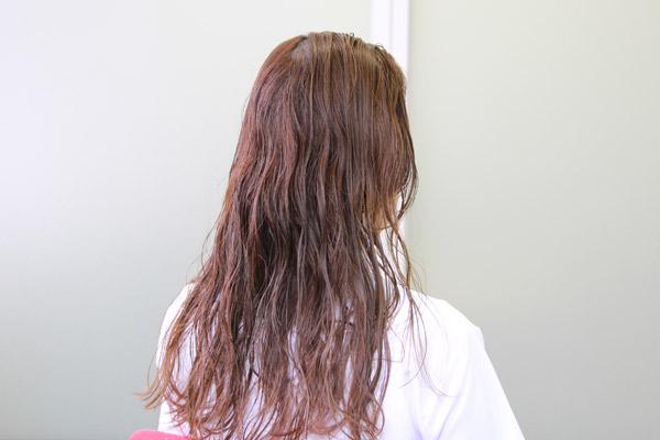 梅雨時のまとまらない髪に。ベタつかないヘアワックスの使い方★美容師直伝   看護師のまとめ髪テク【番外編5】029
