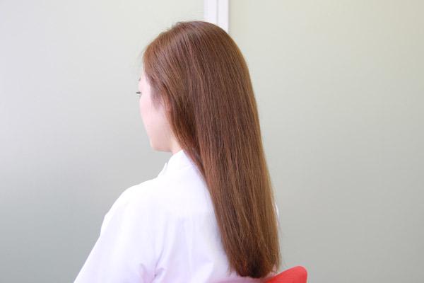 梅雨時のまとまらない髪に。ベタつかないヘアワックスの使い方★美容師直伝   看護師のまとめ髪テク【番外編5】033