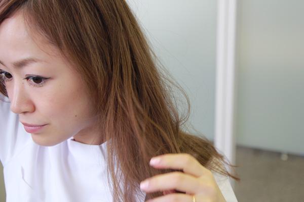梅雨時のまとまらない髪に。ベタつかないヘアワックスの使い方★美容師直伝   看護師のまとめ髪テク【番外編5】017