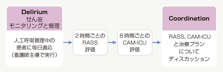 CAM-ICUの評価