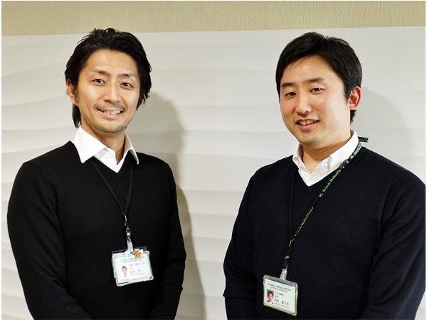 Institute of Advance Care Planning(iACP)共同代表の蔵本浩一氏と原澤慶太郎氏
