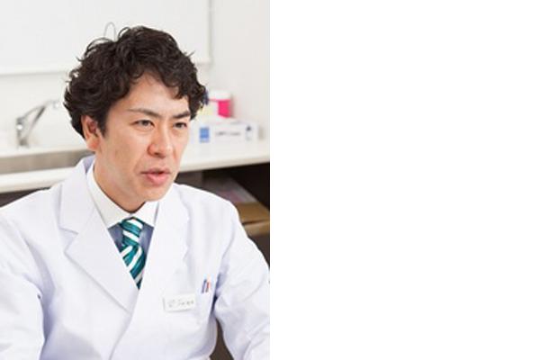 Freestyleリブレを使った臨床研究を進めている糖尿病・内分泌内科クリニックTOSAKIの戸崎貴博氏の写真