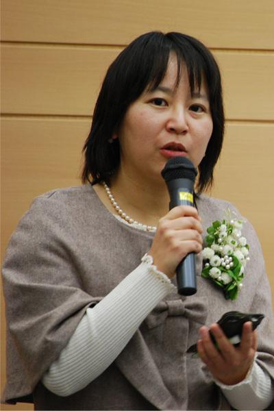 看護師専用Webマガジン ステキナース研究所 |ナースオブザイヤー2012|末永 美紀子さん