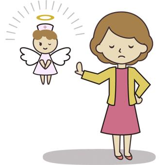 看護師専用Webマガジン ステキナース研究所 | ナースのお悩み処方箋【4】白衣の天使なんていわれても・・・