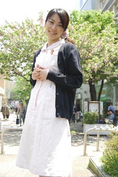 看護師専用Webマガジン ステキナース研究所 | ナースのONOFFスナップ【2】浅井裕美さん