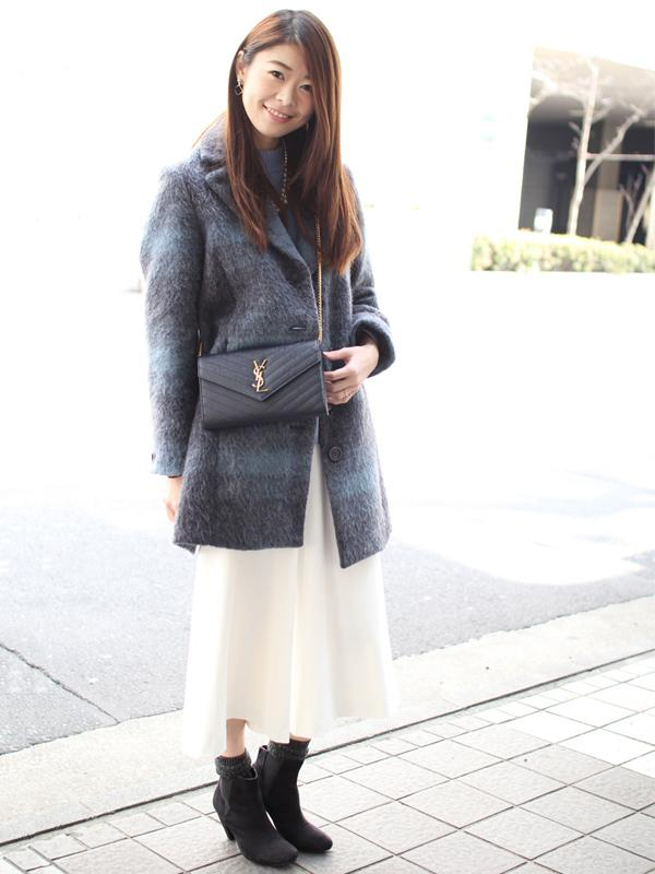 埼玉県クリニック勤務・関口愛さん(25)のプライベート服スタイル