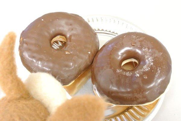 看護師専用Webマガジン ステキナース研究所 | ミスドの新旧ドーナツを食べてみた
