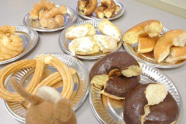 看護師専用Webマガジン ステキナース研究所 | ミスドの新旧ドーナツ食べ比べてみた