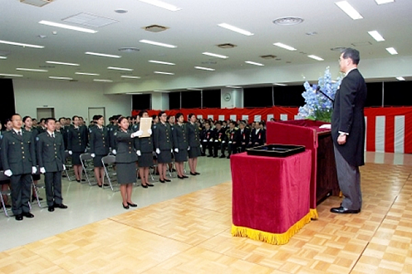 自衛官の制服も着用|看護師専用Webマガジン【ステキナース研究所】