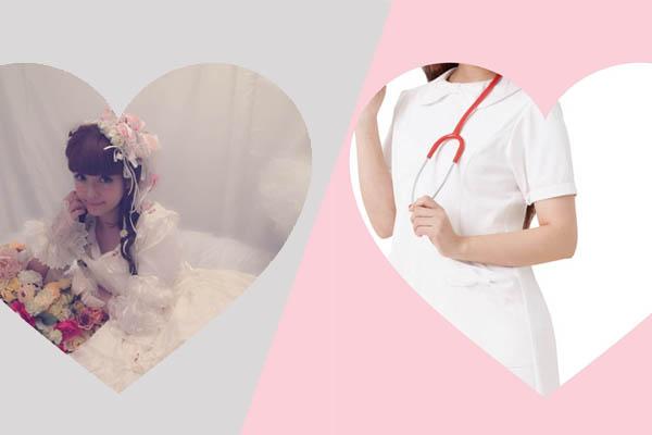 看護師とモデルの顔を切り替えるコツ|ロリータナース・青木美沙子の訪問看護師日記【10】|看護師専用Webマガジン【ステキナース研究所】