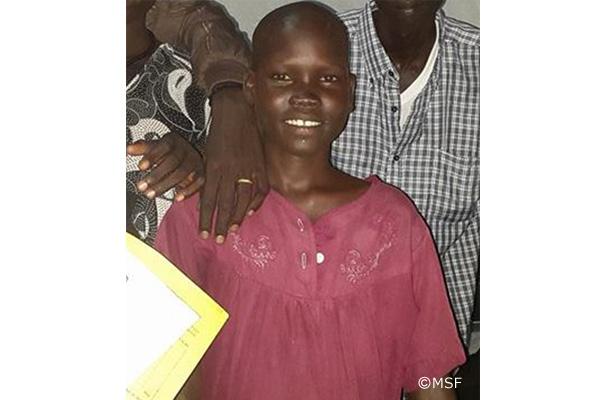 虫垂炎・腸結核からの復活を果たした少女・ニャパール
