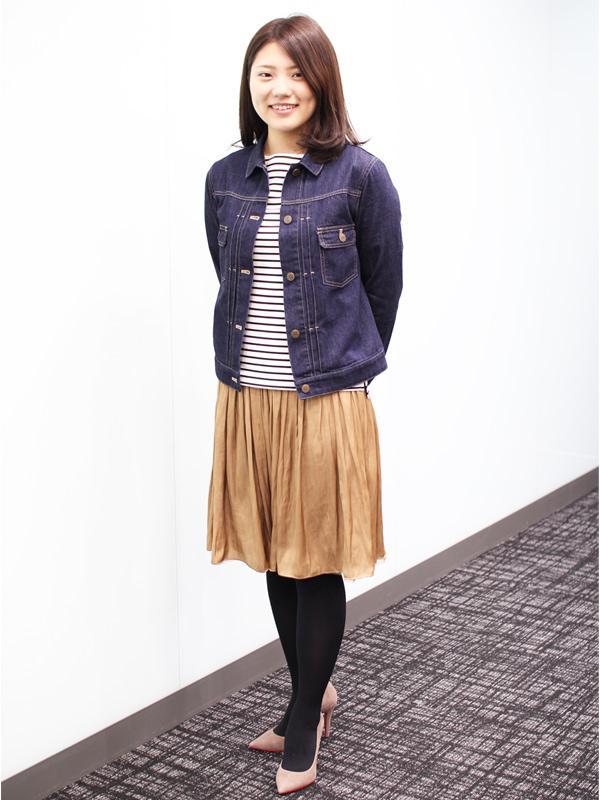 都内総合病院ICUの1年目ナース樋口遥華さんのオフスタイル
