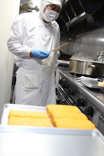 卵焼き職人|かんごるーのおでかけ【6】|看護師専用Webマガジン【ステキナース研究所】
