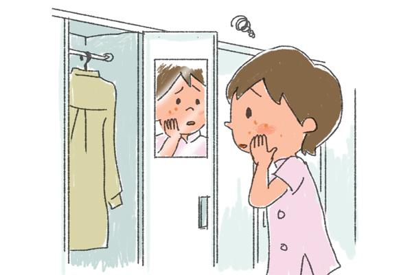 季節の変わり目「ゆらぎ肌」は体の中から改善しよう!|看護師専用Webマガジン【ステキナース研究所】