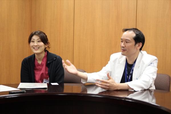 東京医科歯科大学医学部付属病院は御茶ノ水にある