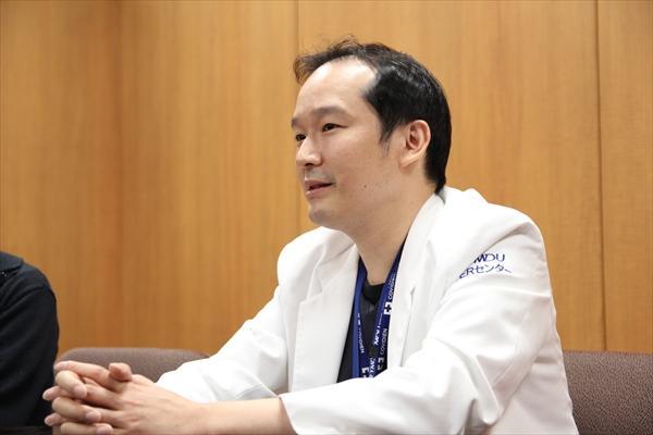 東京医科歯科大学医学部附属病院 助教 世良医師